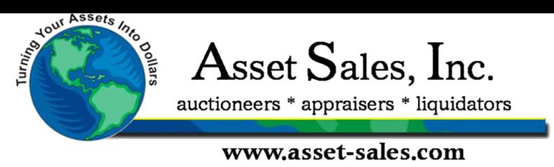 Asset Sales, Inc.