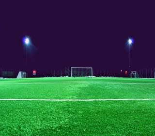 Light Up Night-Time Sporting Events