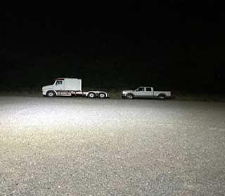 Make Sure Night-Time Parking Is Safe