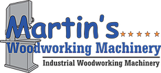 Martin's Woodworking Machinery