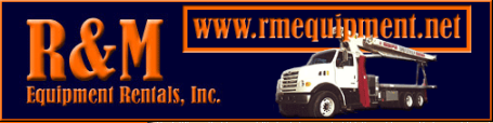 R&M Equipment Rentals, Inc.