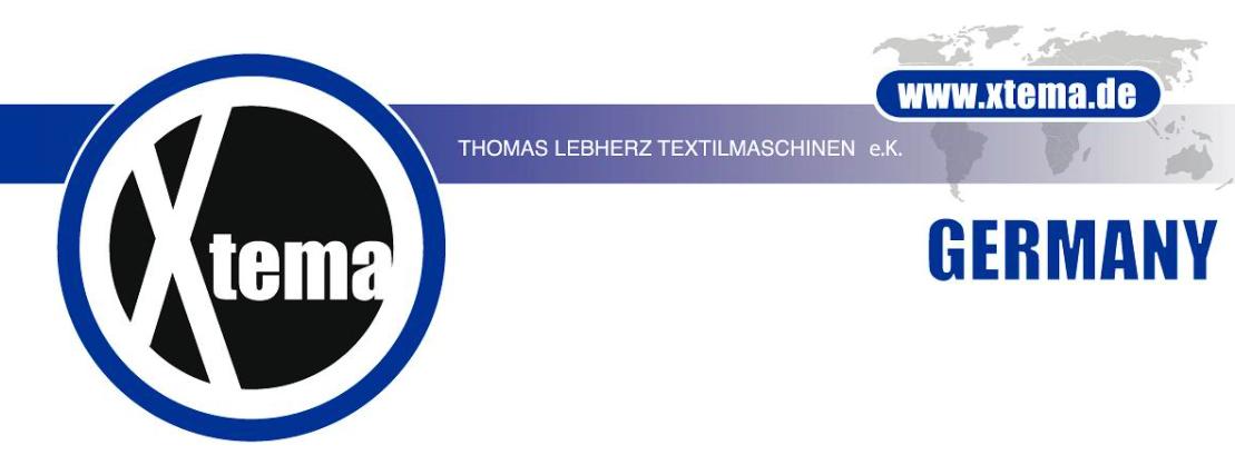 Xtema - Thomas Lebherz Textilmaschinen e.K.