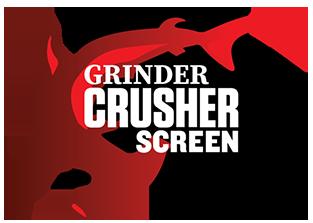 Grinder Crusher Screen